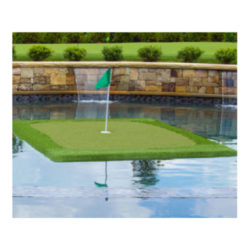 Floating Chipping Green